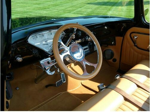 Overall Interior 55 Chevy Truck Ideas Pinterest Interiors Chevy Pickups And 57 Chevy Trucks