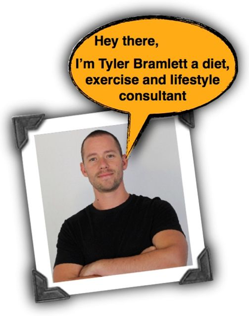 Tyler Bramlett - creator of 27 Body Transformation Habits. Become a Better You by Developing Daily Habits