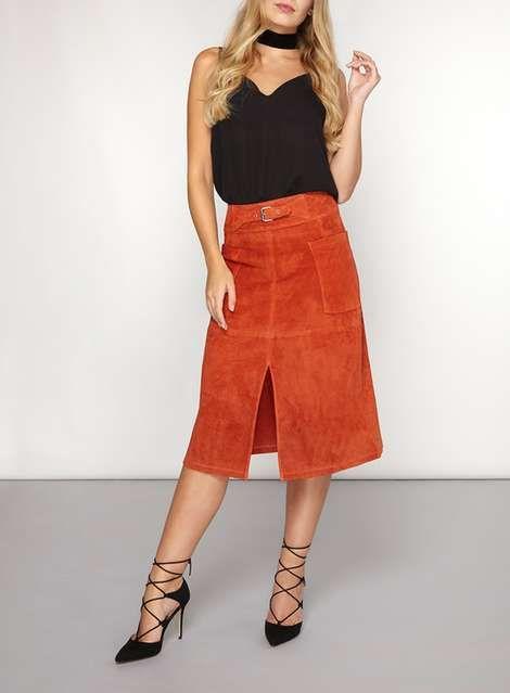 http://www.dorothyperkins.com/en/dpuk/product/new-in-2652762/view-all-new-in-203544/orange-buckle-suede-skirt-5900423?bi=0