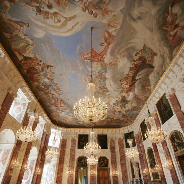 Castle of Mannheim by Blocher Blocher Partners