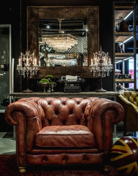 Timothy Oulton's main Amsterdam gallery features many of our furniture signature pieces, leather sofas, armchairs, tables and lighting collection.