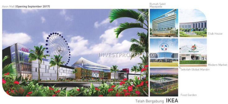 Fasilitas Jakarta Garden City #jgcfacilities #jakartagardencity