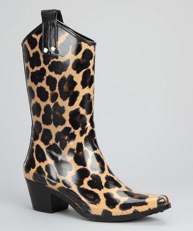Zulily Women's Rain Boots 101