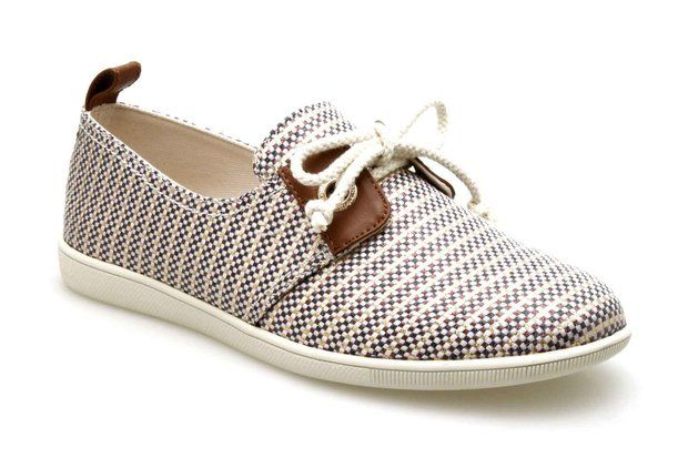 Baskets ARMISTICE STONE 1 W Gold Multicolore - Chaussures femme