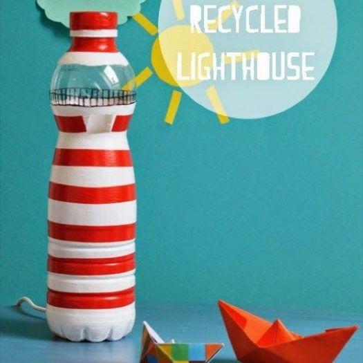 Best 25 leuchtturm basteln ideas on pinterest tontopf for Leuchtturm basteln