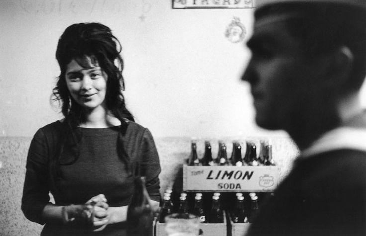 Larrain's 1963 photo Limón Soda, Valparaíso. Photograph: Sergio Larrain/Magnum