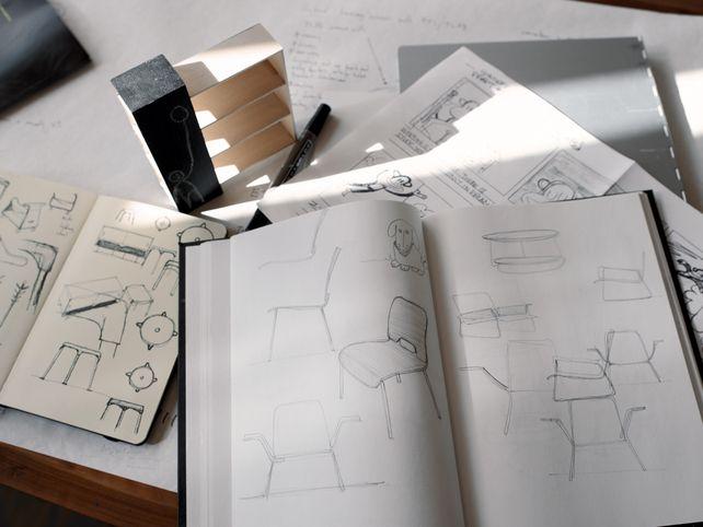 furniture design sketches