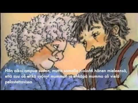 Punahilkka (Little Red Riding Hood) - YouTube
