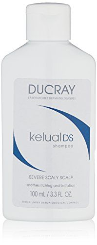 Ducray Kelual DS Shampoo, 3.3 fl. oz. Exfoliates and soothes irritated, scaly scalp. Calms itching from the very first use. ƒWell tolerated formulation.