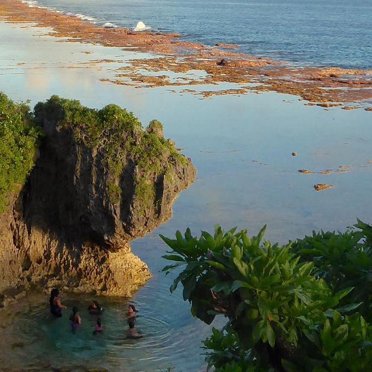 Niue Island life.