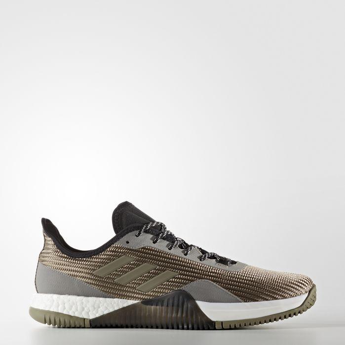 CrazyTrain Elite Shoes | Products | Black adidas, Black