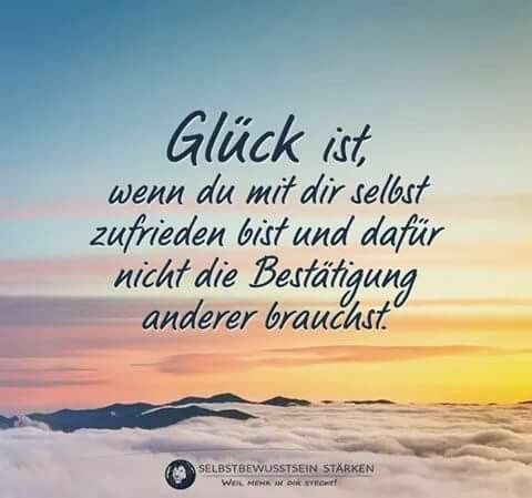 Glück ist . . . | Spruch | German quotes, Poetry quotes und Quotes