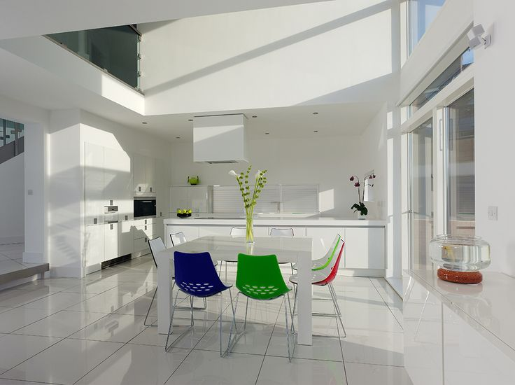 colourful dining chairs - Google Search