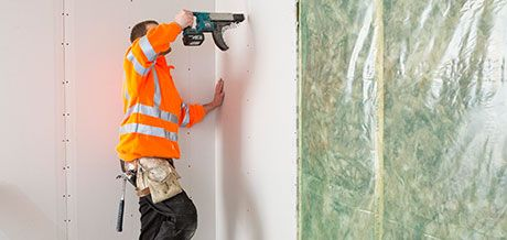 Internal Wall Insulation - Sustainable Energy Scotland
