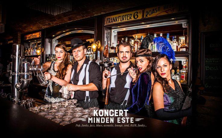 Music Pub Nights – koncertek – December 1-31.