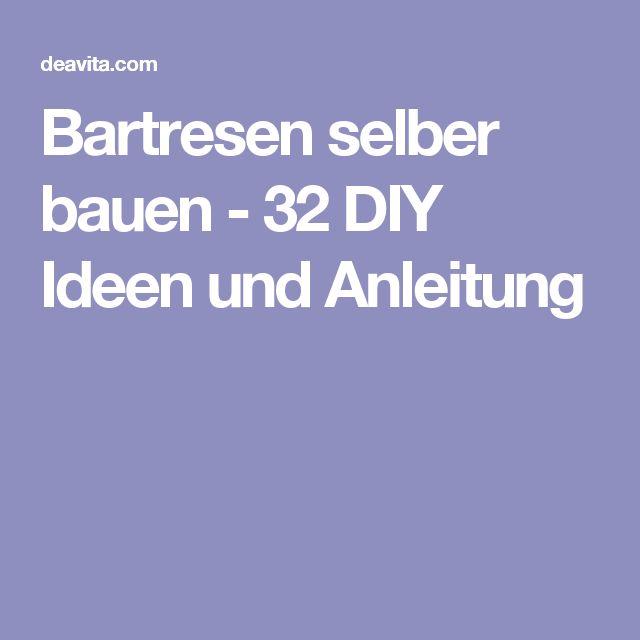 Bartresen selber bauen - 32 DIY Ideen und Anleitung