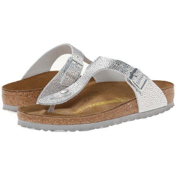 Birkenstock Gizeh Sandals (170 CAD) ❤ liked on Polyvore