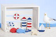 Maritime Möbelgriffe und Möbelknöpfe für Kinderzimmer