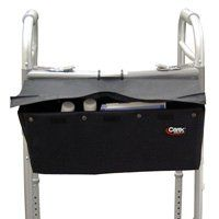 WALKER BASKET CANVAS A829-00 by Carex Healthcare. $18.99. Convenient. Stylish. Black canvas basket for a walker
