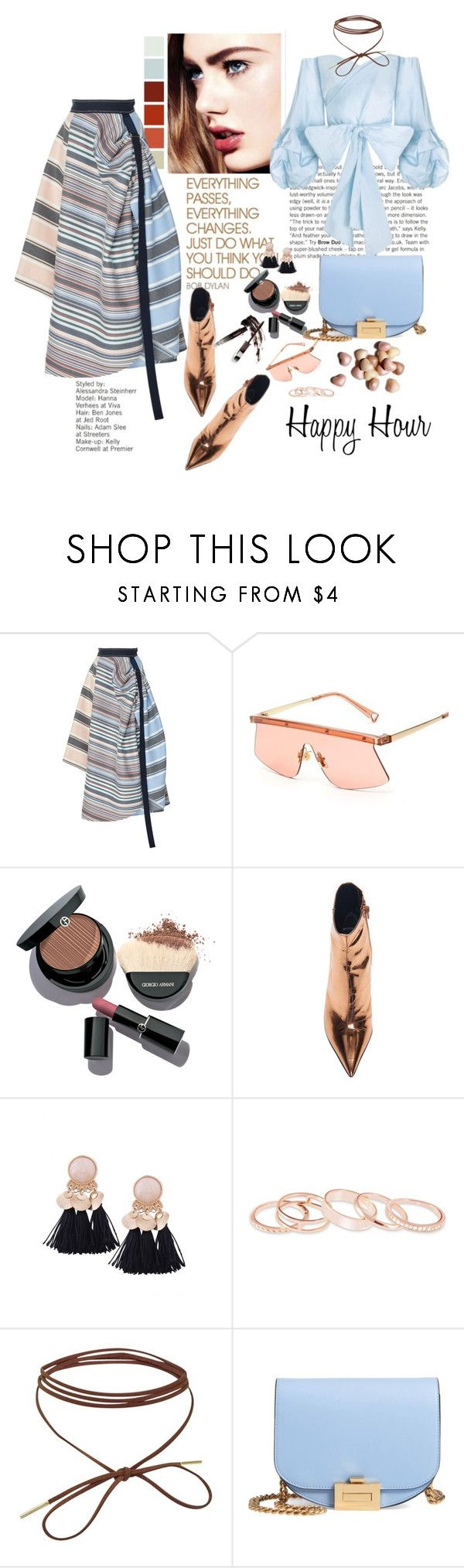 """Başlıksız #1327"" by caramelmedusa ❤ liked on Polyvore featuring Seed Design, Sportmax, Hard Graft, Bobbi Brown Cosmetics, Giorgio Armani, Haider Ackermann, Kendra Scott and Victoria Beckham"
