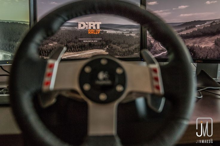 Ready for DiRT Rally. My first Early Access game, supporting @dirtgame. Let's drive!