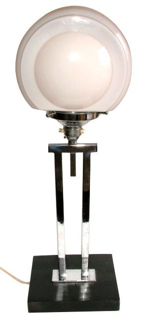 Art Deco Modernist Lamp £345