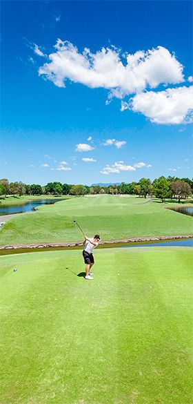 RACV Royal Pines - Golf Course - Gold Coast Golf Resort