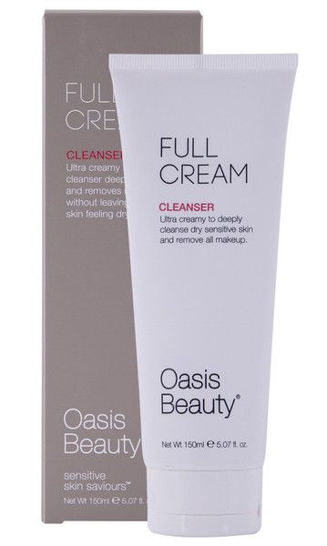 Ultra-Creamy and luxurious  perfect for dry sensitive skin.