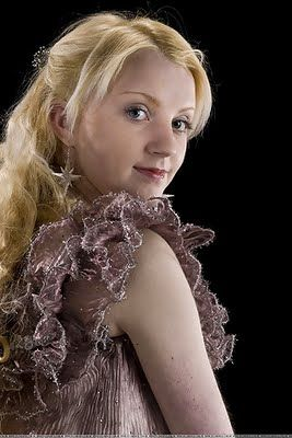 Luna Lovegood played by Evanna Patricia Lynch | #irish #Ravenclaw #movie…