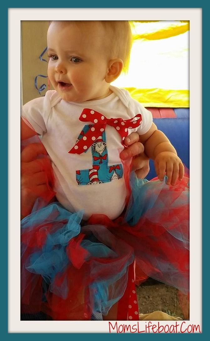 Dr Seuss Birthday Party Ideas – Birthday Outfit