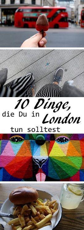 Auf dem Blog verrate ich Dir 10 To-Do's für deine Reise nach London! Vom Borough Market über die Millennium Bridge bis zum Shoreditch Vintage Market ist alles dabei, was Deinen Urlaub perfekt mach