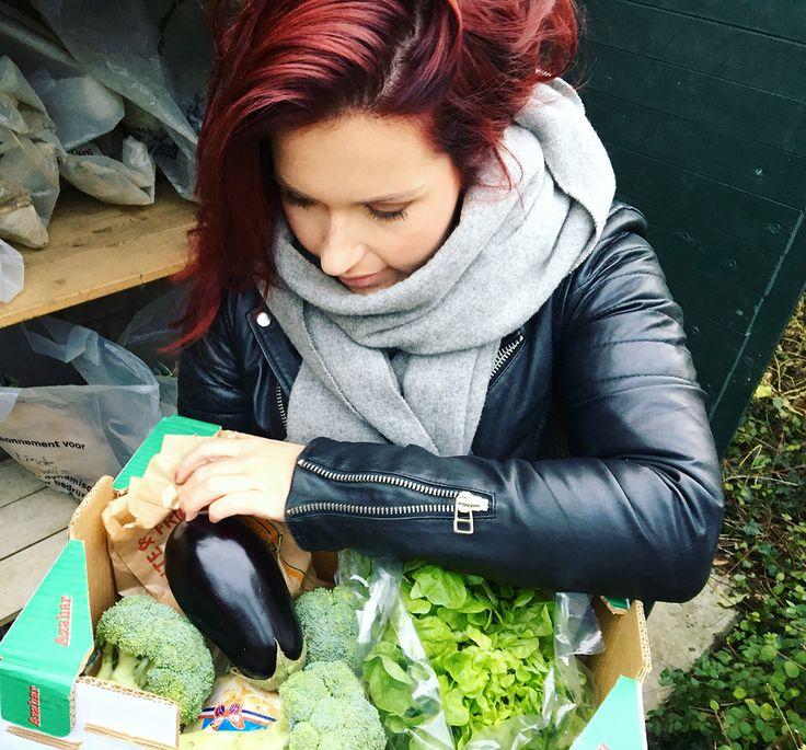 Al een paar maanden krijg ik elke week een groente-abonnement met lokale biologische groenten. Wat is er zo fijn aan, en hoe duur is het? Ik vertel 't je.