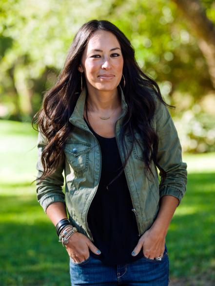 Joanna Gaines and her husband, Chip, transform homes on HGTV's Fixer Upper