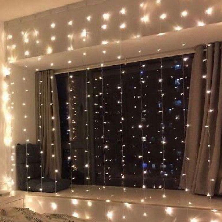 Curtain Led Lights Apartment Lighting Led Curtain Lights