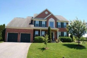 Home For Sale In Hagerstown MD, 4 Bedroom, 3.5 Baths, Home in Westfields $374,900