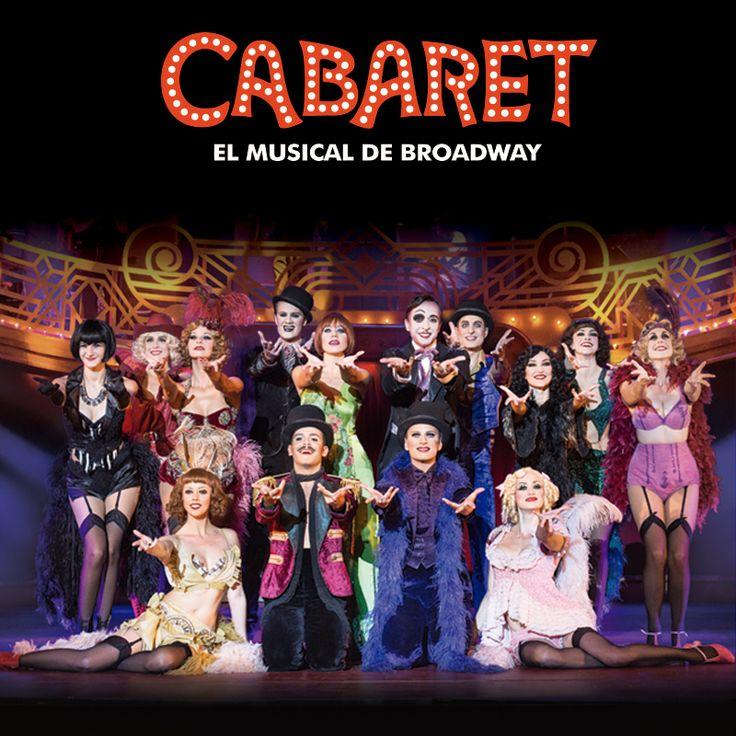 #Axenda   Puro espectáculo no Teatro Colón da #Coruña! Chega #Cabaret!