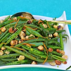 Bean, Orange and Hazelnut Salad | Wiffens Premium Green Grocers