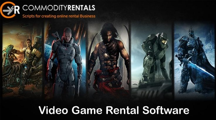 Video Game Rental Software makes it easier to manage online video game rentals with its user friendly features and other useful services at affordable price.