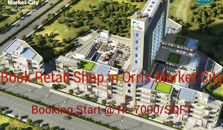 Orris Market City - Orris Market City Sector 89 Gurgaon
