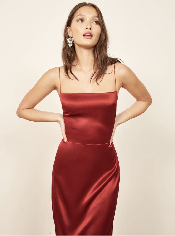 reformation, holiday party outfit inspiration