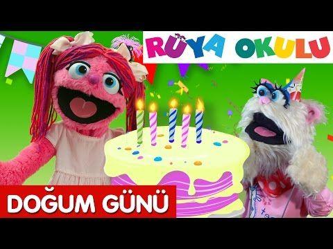 Mutlu Yıllar Sana - 3 Doğum Günü Şarkısı Bir Arada - YouTube