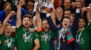 Fern Mc Costigan: A toast to Cork City after a magnificent campaign