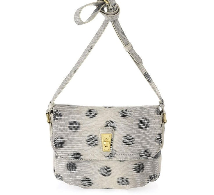 Marc by Marc Jacobs Embo Lizzie Dots Cross-body