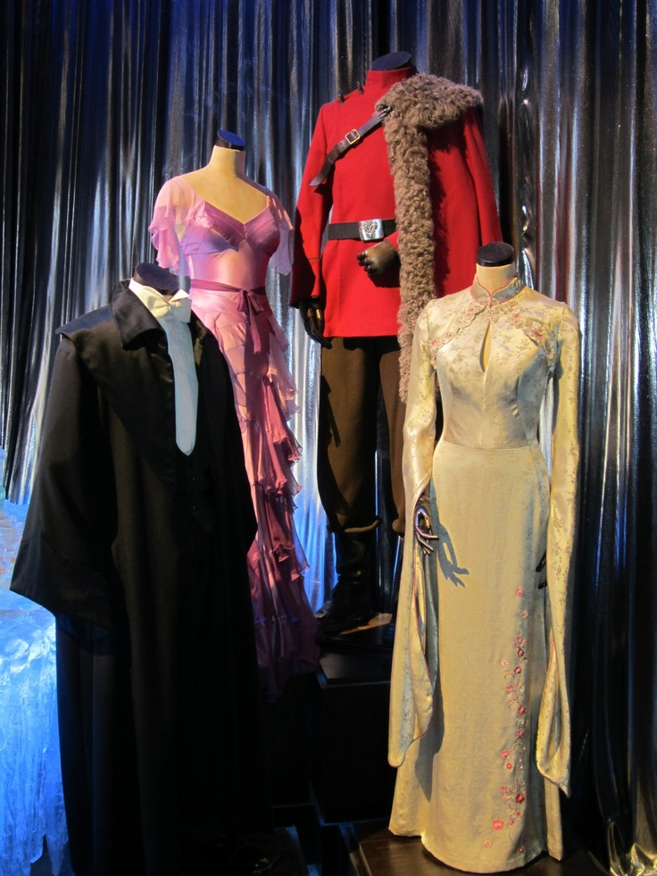 Molly Weasley Dress Studio Tour