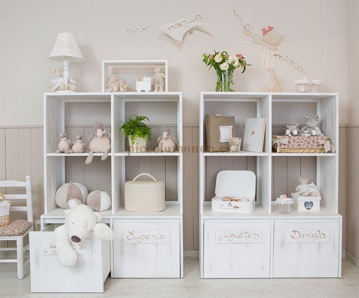 549 best images about bebe souvenirs decoracion on pinterest - Piccolo mondo mobiliario infantil ...