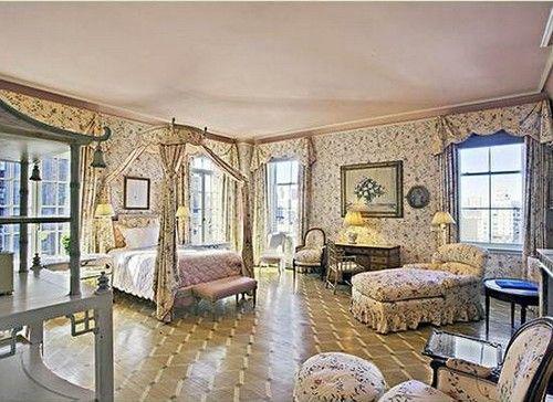 pictures of vintage bedrooms | Modern-Vintage-Bedroom-Furniture-Decorating-Ideas-8