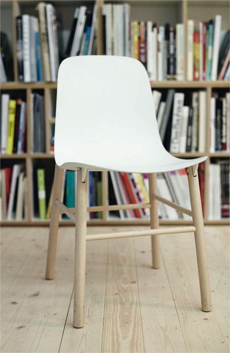Sharky Chair Designed By Neuland For Kristalia In Domus De #domus #neuland # Kristalia