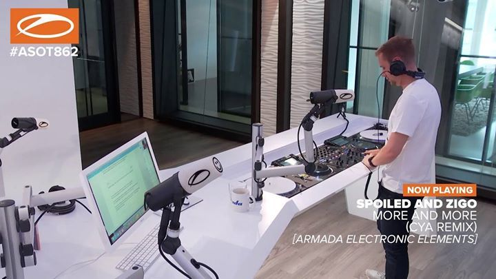 Spoiled And Zigo More And More Cya Remix Asot862 A State