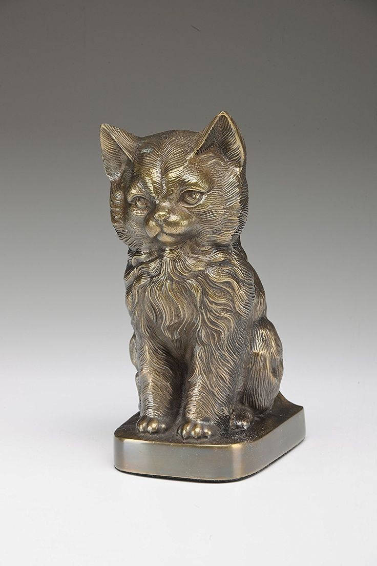 Precious Kitty Brass Pet Cremation Urn for Cat - Brand New - Bronze Color - NEW >>> Continue to the product at the image link. (This is an affiliate link and I receive a commission for the sales)