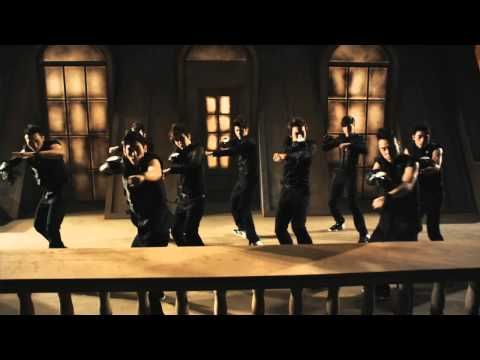 """""""Love Ya""""-SS501 Korean KPop group with great dance skills and an INSANE video. Love their music~makes me dance endlessly. Props to Kpop~! (words are mostly in Korean)"""